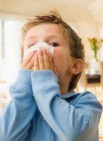 ефірні масла при застуді у дітей