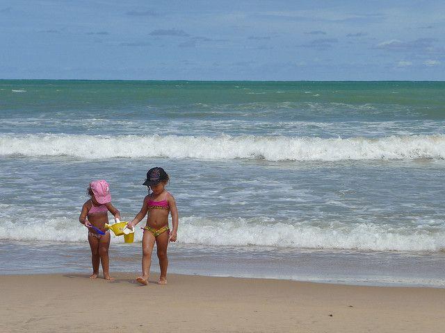 Закордонний відпочинок з маленькими дітьми - кращі ідеї